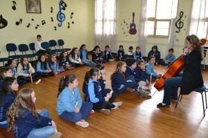 Violoncelo e violino (2)