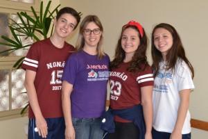 Os estudantes Leonardo Wedi dos Santos e Sabrina Ferreira Butkovsky também candidataram-se para representar a escola no projeto.